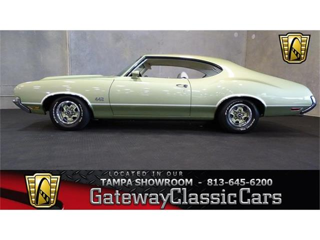 1972 Oldsmobile Cutlass | 825713