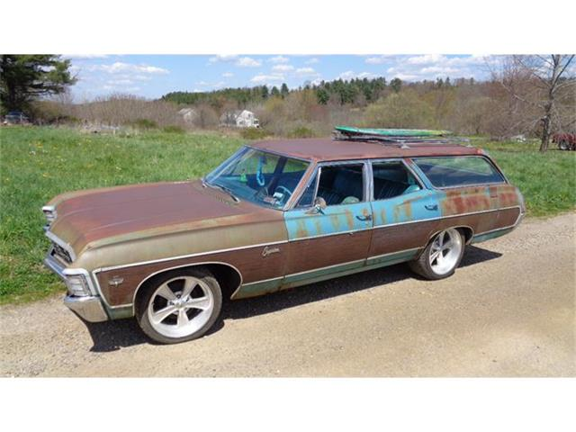 1967 Chevrolet Caprice | 825882