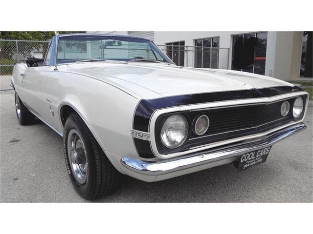 1967 Chevrolet Camaro | 820590