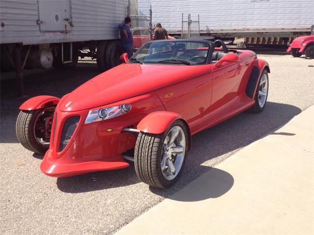 1999 Plymouth Prowler | 826131