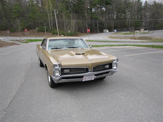 1967 Pontiac GTO | 826133