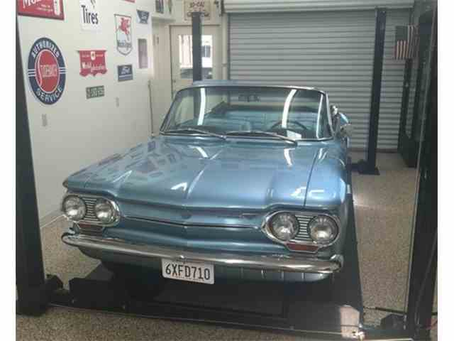 1963 Chevrolet Corvair Monza | 826134
