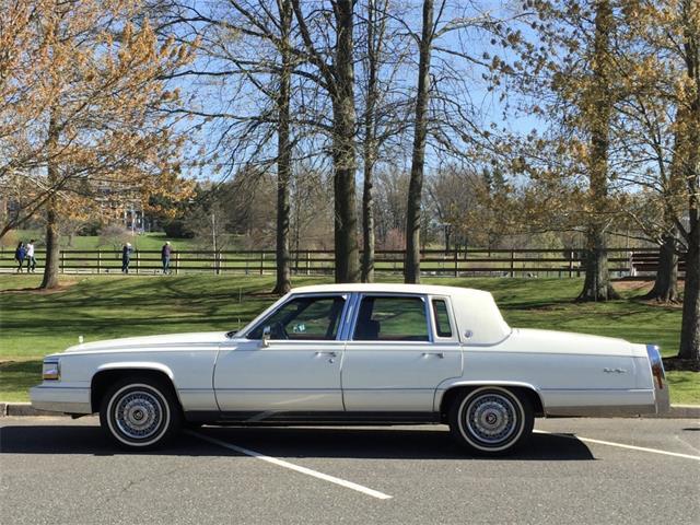 1991 Cadillac Brougham d'Elegance | 826135
