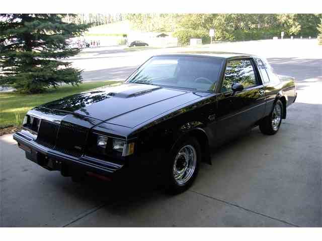 1987 Buick Grand National | 826139