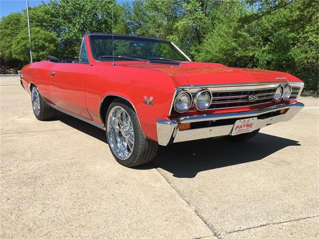 1967 Chevrolet Chevelle SS | 826142