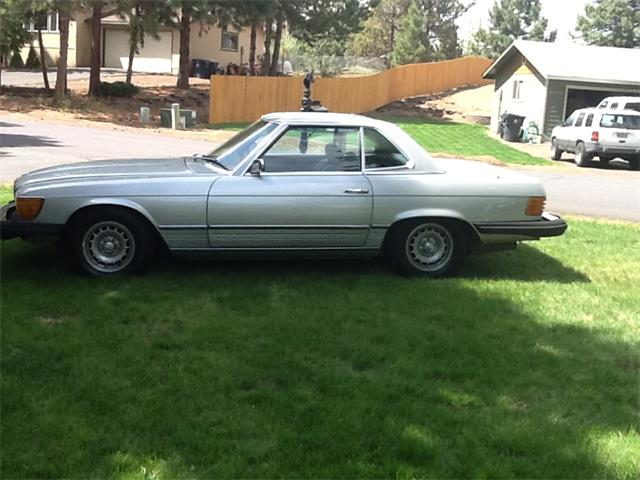 1975 Mercedes-Benz 450SL | 826144