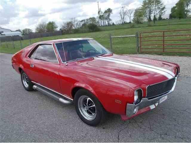 1968 AMC AMX | 826177