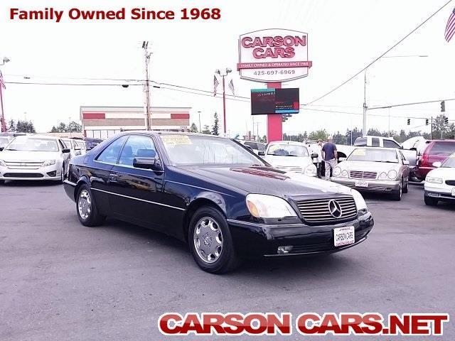 1996 Mercedes-Benz S-Class | 826182