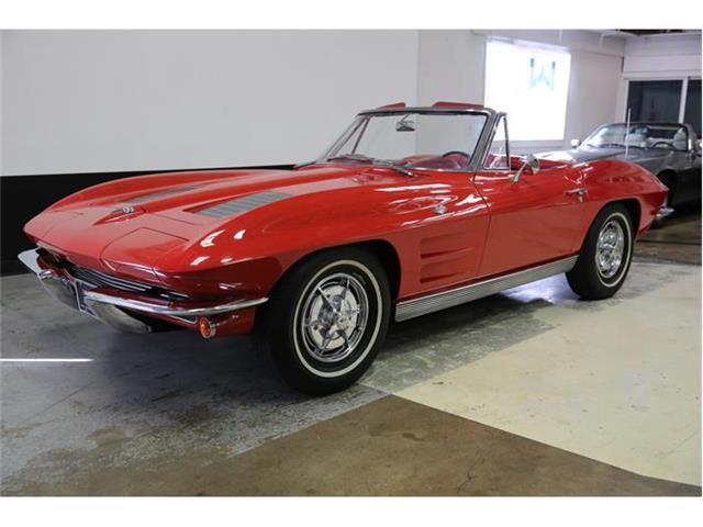 1963 Chevrolet Corvette | 826194