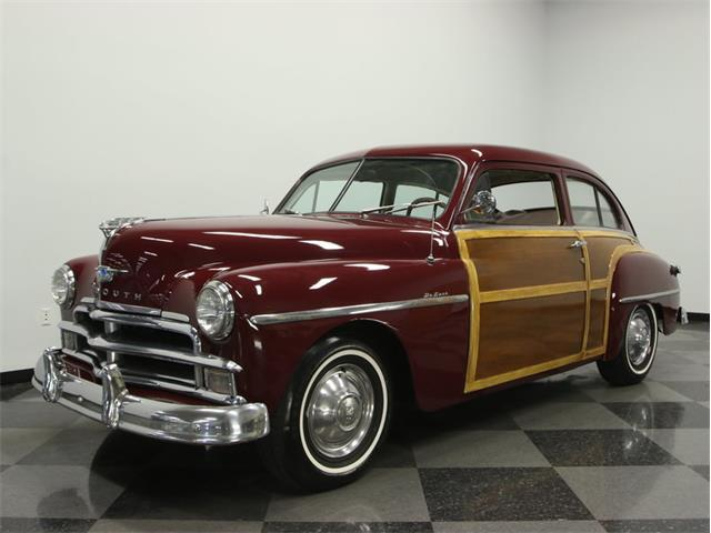 1950 Plymouth Deluxe Slope Back | 826199