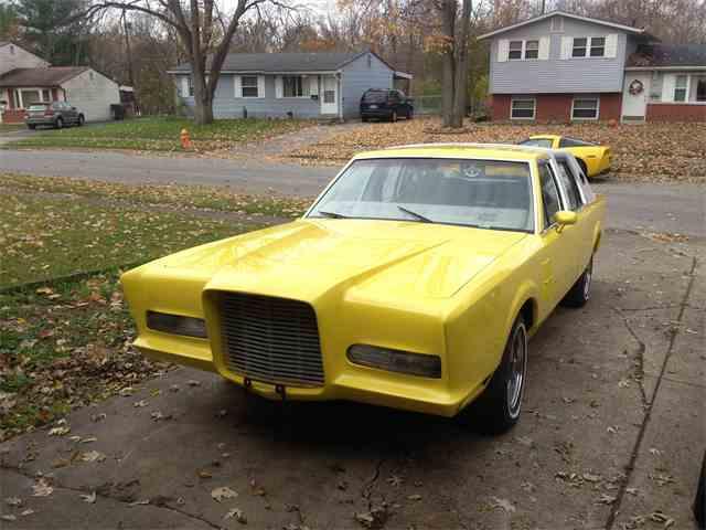 1983 Lincoln Continental Mark VI   826583