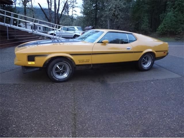 1971 Ford Mustang | 826709