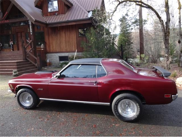 1970 Ford Mustang | 826711