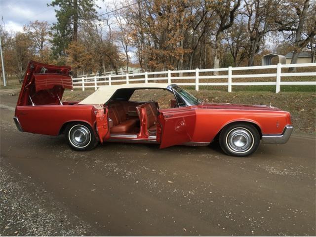 1966 Lincoln Continental | 826715