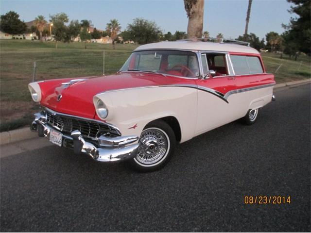 1956 Ford Parklane | 826731
