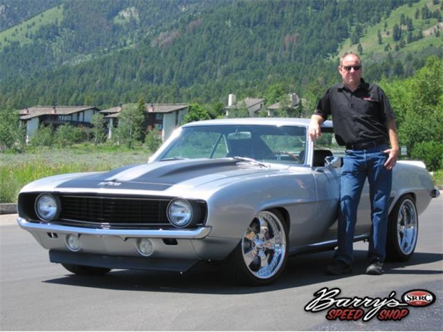 1969 Chevrolet Camaro | 826734
