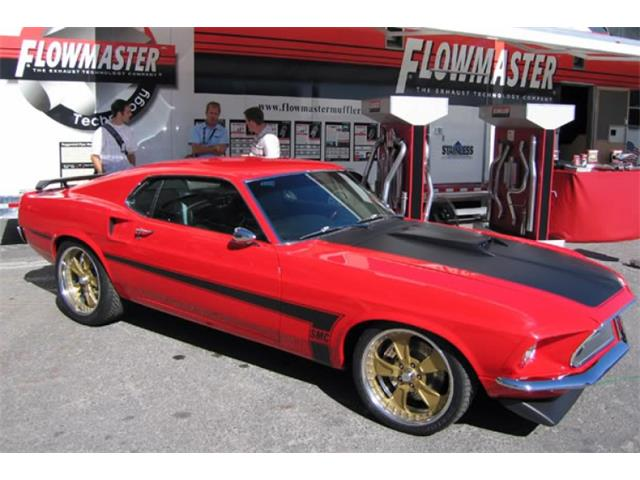 1969 Ford Mustang | 826735