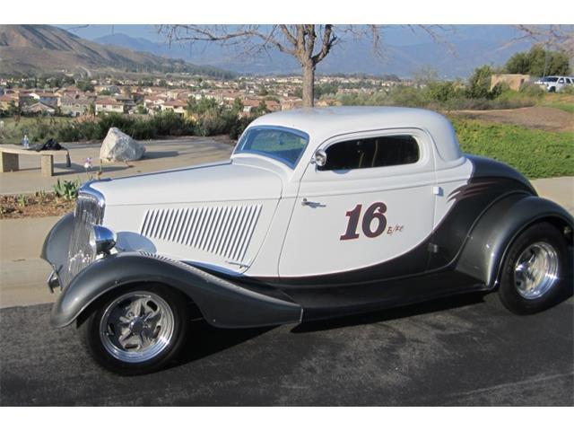 1934 Ford Model 40   826736