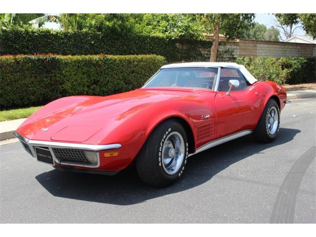1971 Chevrolet Corvette | 826739