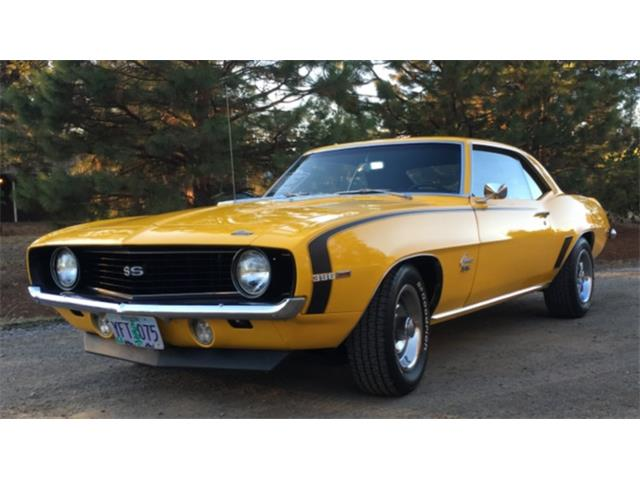 1969 Chevrolet Camaro | 826745