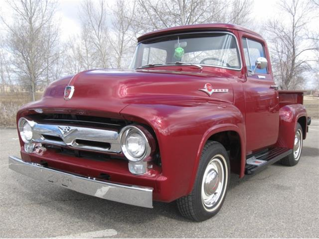 1956 Ford F100 | 826750