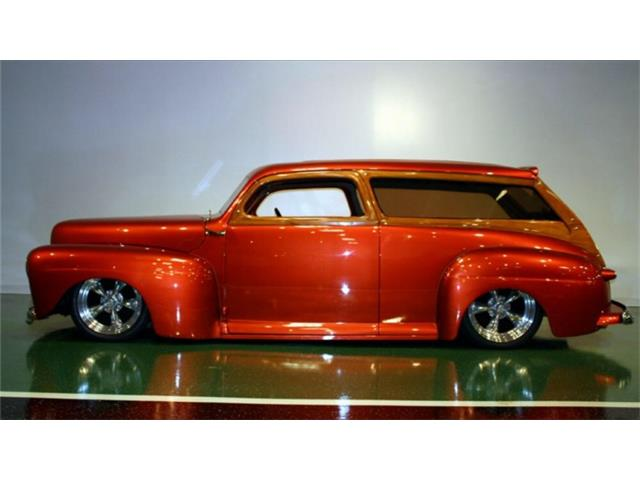 1948 Ford Wagon | 826752
