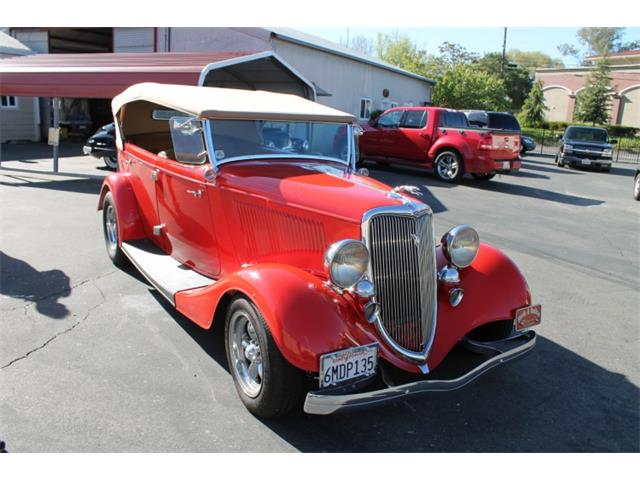 1934 Ford Model A   826758