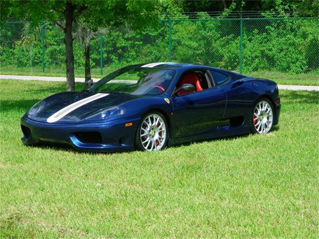 2004 Ferrari 360 | 826763