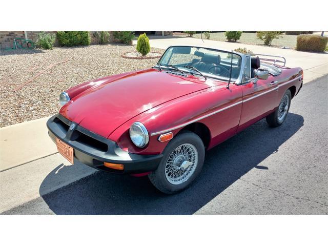 1977 MG MGB | 826776