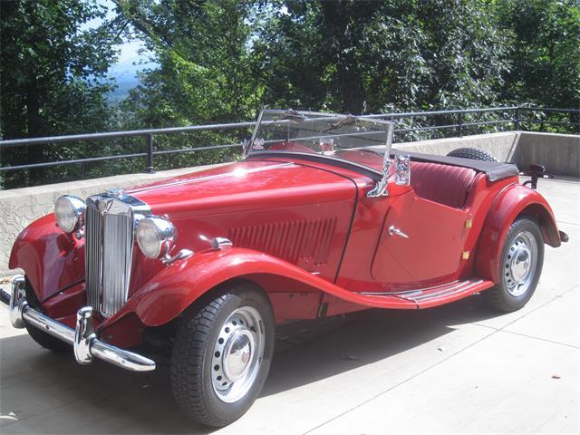 1952 MG TD | 826786