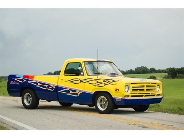 1972 Dodge Truck | 826790
