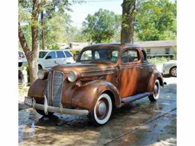 1937 Dodge Coupe | 826796