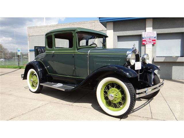 1931 Ford Model A   820681