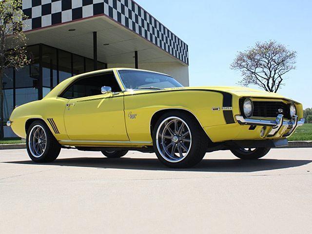 1969 Chevrolet Camaro | 826852