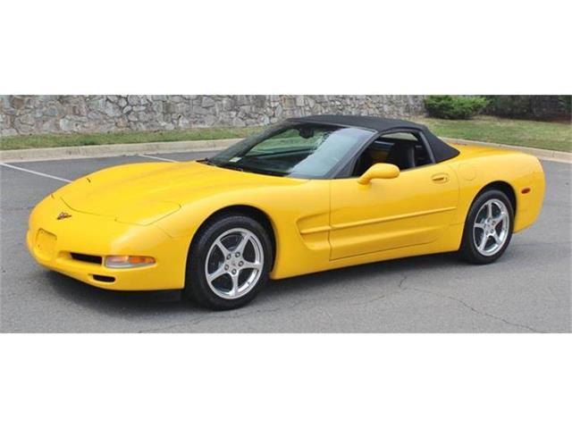 2002 Chevrolet Corvette | 826859