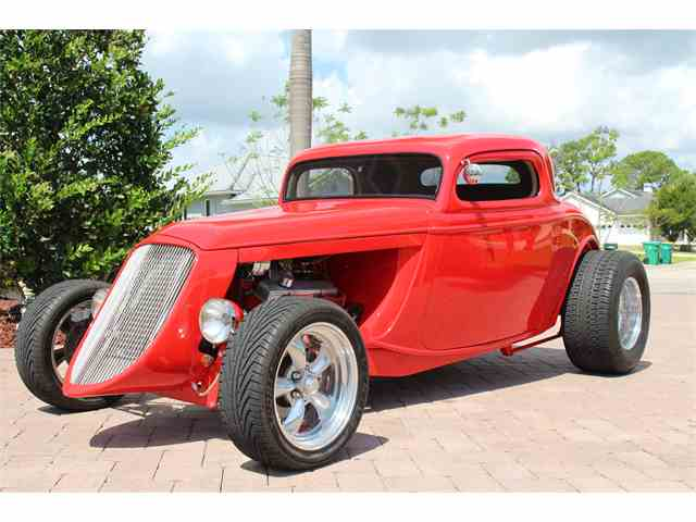 1933 Ford Coupe | 826885