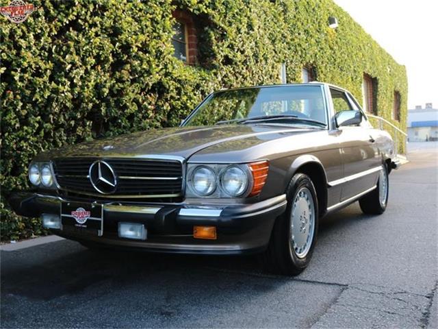 1987 Mercedes-Benz 560 | 826893