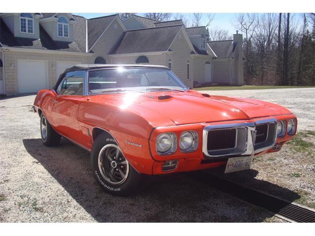 1969 Pontiac Firebird | 826927
