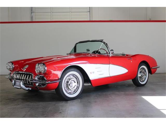 1959 Chevrolet Corvette | 826928