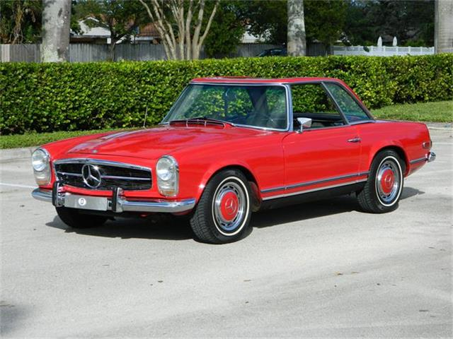 1968 Mercedes-Benz 280SL | 826933