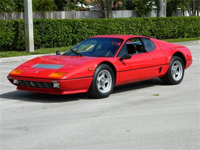 1983 Ferrari 512 BBI | 826949