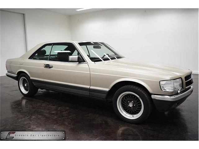 1985 Mercedes-Benz 500SEC | 826950