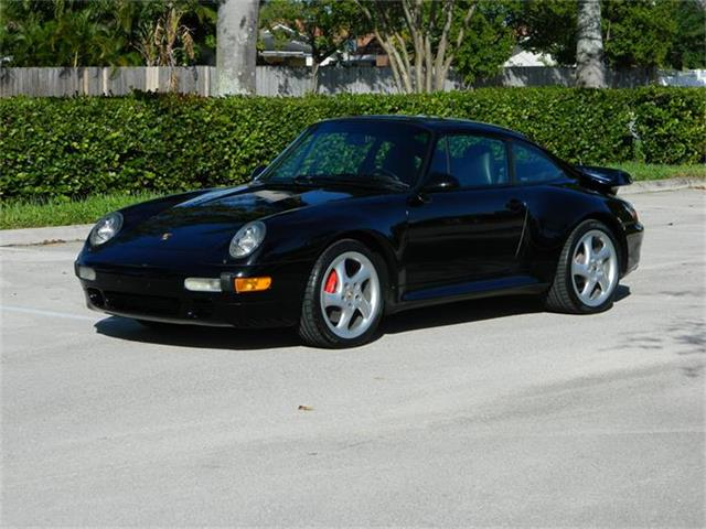 1996 Porsche 993/911 Carrera Turbo | 826959