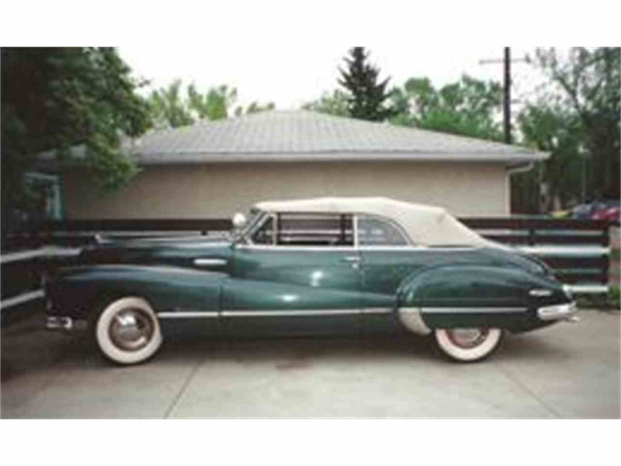 Large Picture of 1948 Roadmaster located in Alberta - $52,500.00 Offered by a Private Seller - HQAY