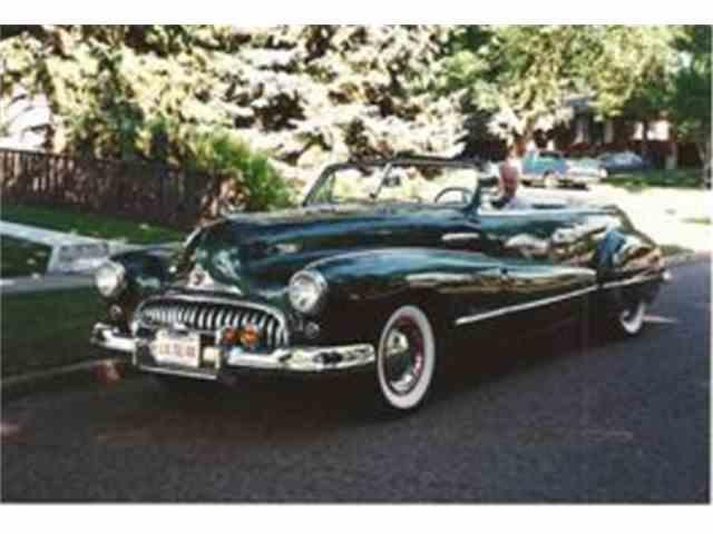 1948 Buick Roadmaster | 827242