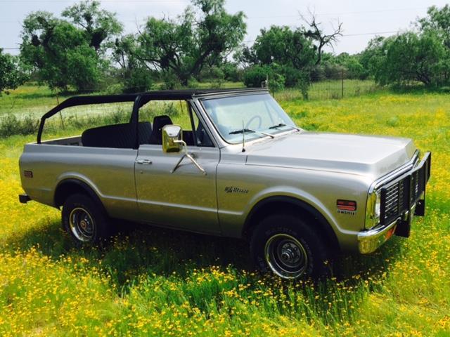 1972 Chevrolet K5 Blazer | 820748