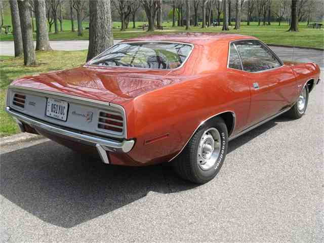 1970 Plymouth Barracuda | 820751