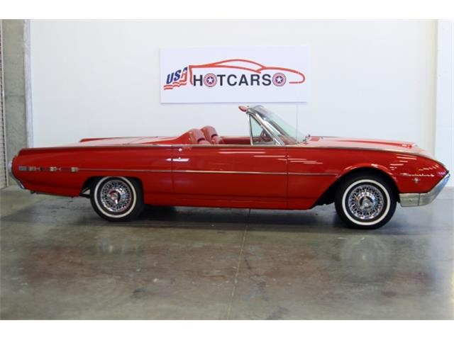 1962 Ford Thunderbird | 820780