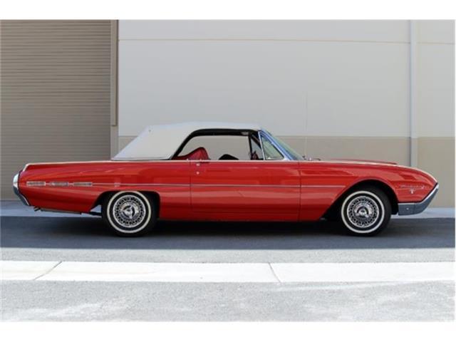 1962 Ford Thunderbird   820780