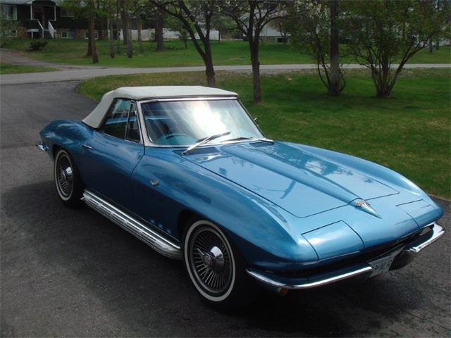 1965 Chevrolet Corvette Stingray | 827882